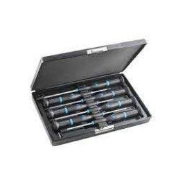 Witte Werkzeuge WITTE  7-delige set  Torx Pro Wittron® precisie schroevendraaiers - 89323