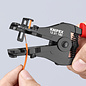 Knipex KNIPEX afstriptang met precisie geslepen messen van 0,5-6mm2 - 1221180