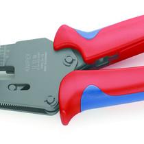 Knipex  KNIPEX PreciForce® Krimptang voor geïsoleerde kabelschoenen  97 52 36