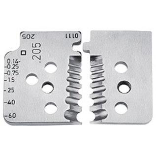 Knipex KNIPEX Heavy-Duty striptang van 0,14-6mm2  - 121206