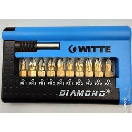 Witte Werkzeuge WITTE Combitbox 11 Industrie PH/PZ Diamond - 28452