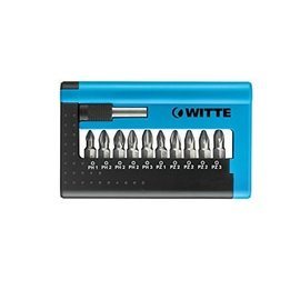 Witte Werkzeuge WITTE Combitbox 11  Pro Industrie Torx/PZ - 28458