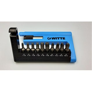 Witte Werkzeuge WITTE Werkzeuge Combitbox11 Pro Industrie Torx/PZ  - 28458