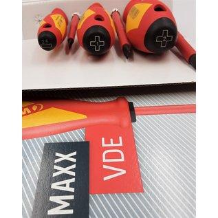 Witte Werkzeuge WITTE 6-delige MAXX VDE schroevendraaiers Sleuf / PH 1000V - 653742