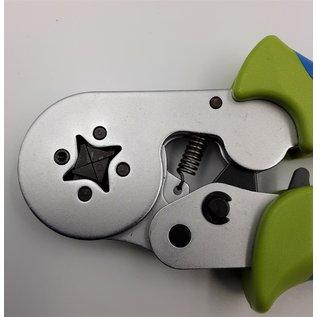 Rennsteig Rennsteig PEW 8.84  automatische krimptang voor adereindhulzen van 0,08-10mm2 - 61008462