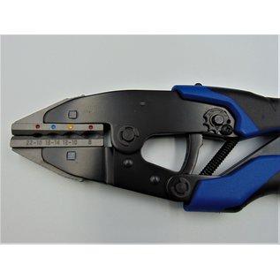 Cable-Engineer 370 Krimpkous kabelschoenen met Multi-krimptang