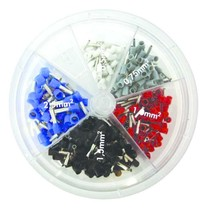 Knipex Krimptang voor adereindhulzen  VDE-Gekeurd 97 78 180