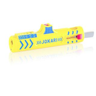 Jokari Jokari Multi kabelstripper Super Stripper Secura No. 15 voor kabelstrippen van 0,2 tot 13mm