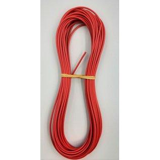 Cable-Engineer FLRY-B kabel 1,5mm2 - flexibele voertuigkabel - 10 meter Kleur Rood