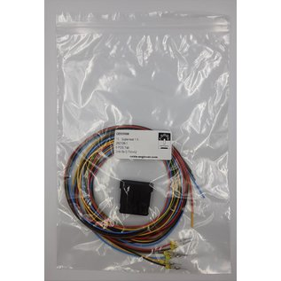 TE Connectivity AMP Superseal 1.5 Pigtail-set met  6-Pos. Tab (vrouw) connector + 6x 2m. FLRY-B kabel 0,75mm2