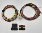 AMP Supeseal 1.5 Complete sets van 1 t/m 6-Pos.