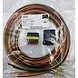 TE Connectivity AMP Superseal 1.5 Pigtail set 5-Pos. Tab & Plug connector + 10x 2m. FLRY-B kabel 0,75mm2