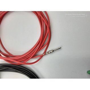 Cable-Engineer Deutsch DT Pigtail-set: 3-Pos. Receptacle (vrouw) met 3x 2meter 0,75mm2 FLRY-B kabel