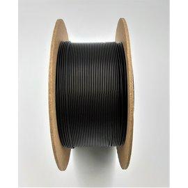 Cable-Engineer 0,50mm2 - FLRY-B voertuigkabel - 100m. op rol  Kleur Zwart