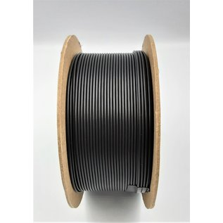 Cable-Engineer FLRY-B kabel 1,0mm2  voertuigkabel  op rol met 100m. Kleur Zwart
