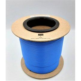Cable-Engineer 2,5mm2 - FLRY-B voertuigkabel - 100m. op rol - Kleur Blauw