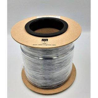 Cable-Engineer FLRY-B kabel 2,5mm2 - automotive - voertuigkabel  op rol met 100m. Kleur Zwart