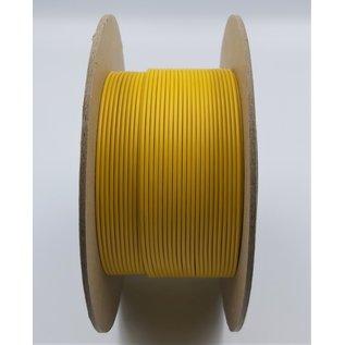 Cable-Engineer FLRY-B kabel 0,75mm - flexibele voertuigkabel  op rol met 100 m. Kleur Geel