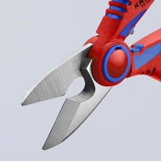 Knipex Knipex Schaar voor Elektriciens met krimp-systeem voor adereindhulzen t/m 6,0mm2