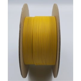 Cable-Engineer 1,0mm2 - FLRY-B kabel  - 100meter  Kleur Geel