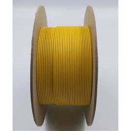 Cable-Engineer 1,0mm2 - FLRY-B voertuigkabel  - 100m. op rol  Kleur Geel