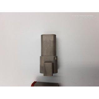 Cable-Engineer Deutsch DT Pigtail-set: 4-Pos. Receptacle & Plug + 8x 2meter 1,5mm2 FLRY-B kabel