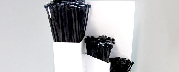 Kabelbinders in standaard