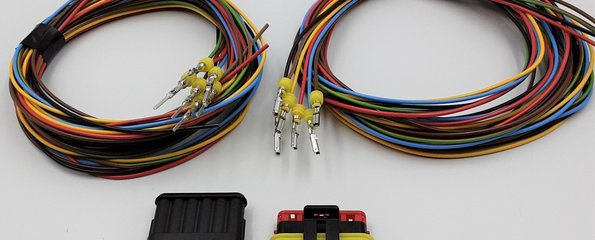 AMP Superseal 1.5 Pigtail-sets