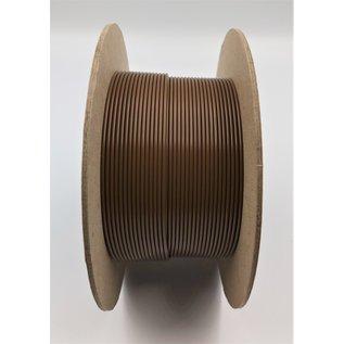 Cable-Engineer FLRY-B kabel 0,75mm - flexibele voertuigkabel  op rol met 100 m. Kleur BRUIN