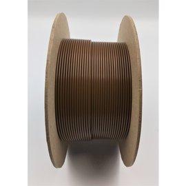 Cable-Engineer 1,0mm2 - FLRY-B voertuigkabel  - 100m. op rol  Kleur BRUIN