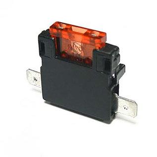 Cable-Engineer assortimentsdoos met mini, norm en maxi-OTO steekzekeringen en 6 zekeringhouders