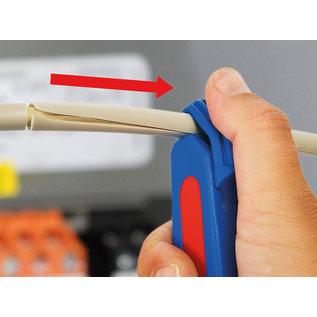 WEICON Professioneel kabelmes van Weicon  met extra strip-functie4 - 28mm2