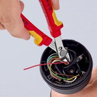 Knipex Knipex Electronic Super Knips® VDE  van INOX werktuigstaal -- 78 06 125