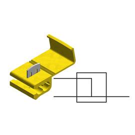 Cable-Engineer Scotch Lock Quick Splice  Geel voor draad Ø  4,0  - 6,0 mm2
