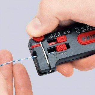 Knipex Knipex Mini kabel stripper voor kabels van 0,12 - 0,4 mm2 -  12 80 040