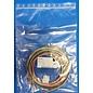 Molex Complete set met Molex MiniFit Jr. Plug connector 10Pos. (2-Rij) + 10x 2m. 0,50mm2 kabel  met contacten (pre-crimped)