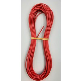 Cable-Engineer 0,50mm2 - FLRY-B kabel - 10 meter Rood
