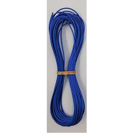 Cable-Engineer 1,0mm2 - FLRY-B kabel - 10 meter - Blauw