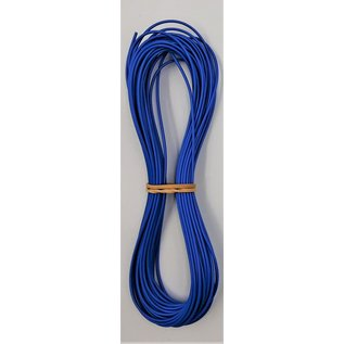 Cable-Engineer FLRY-B kabel 1,0mm2 - flexibele voertuigkabel - 10 meter Kleur Blauw