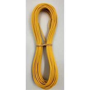 Cable-Engineer FLRY-B kabel 1,0mm2 - flexibele voertuigkabel - 10 meter Kleur Geel