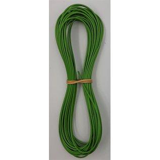 Cable-Engineer FLRY-B kabel 1,0mm2 - flexibele voertuigkabel - 10 meter Kleur Groen