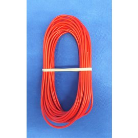 Cable-Engineer 2,5mm2 - FLRY-B kabel - 10 meter - Rood