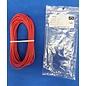 Cable-Engineer FLRY-B kabel 2,5mm2 - flexibele voertuigkabel - 10 meter Kleur ROOD