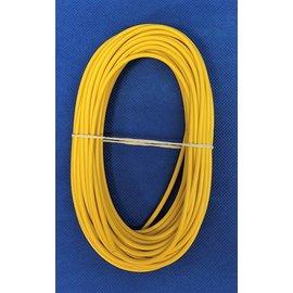 Cable-Engineer 2,5mm2 - FLRY-B kabel - 10 meter - Geel