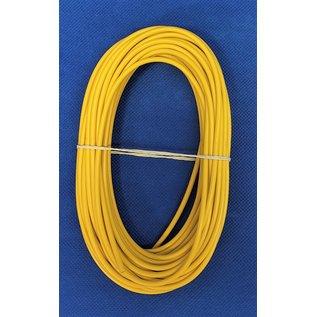 Cable-Engineer FLRY-B kabel 2,5mm2 - flexibele voertuigkabel - 10 meter Kleur Geel
