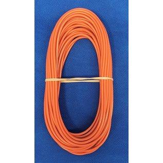 Cable-Engineer FLRY-B kabel 2,5mm2 - flexibele voertuigkabel - 10 meter Kleur Oranje