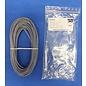 Cable-Engineer FLRY-B kabel 2,5mm2 - flexibele voertuigkabel - 10 meter Kleur Grijs