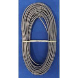 Cable-Engineer 2,5mm2 - FLRY-B kabel - 10 meter - Grijs