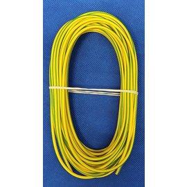 Cable-Engineer 2,5mm2 - FLRY-B kabel - 10 meter - Geel/Groen