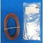 Cable-Engineer FLRY-B kabel 2,5mm2 - flexibele voertuigkabel - 10 meter Kleur Bruin